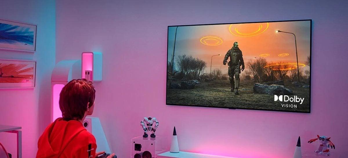 LG lançará TVs OLED de 42 polegadas otimizadas para games em 2022