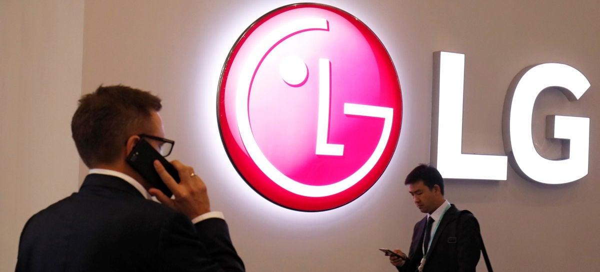 LG pode encerrar produção de smartphones permanentemente