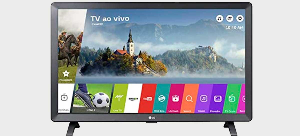 Amazon Music estará disponível em Smart TVs da LG