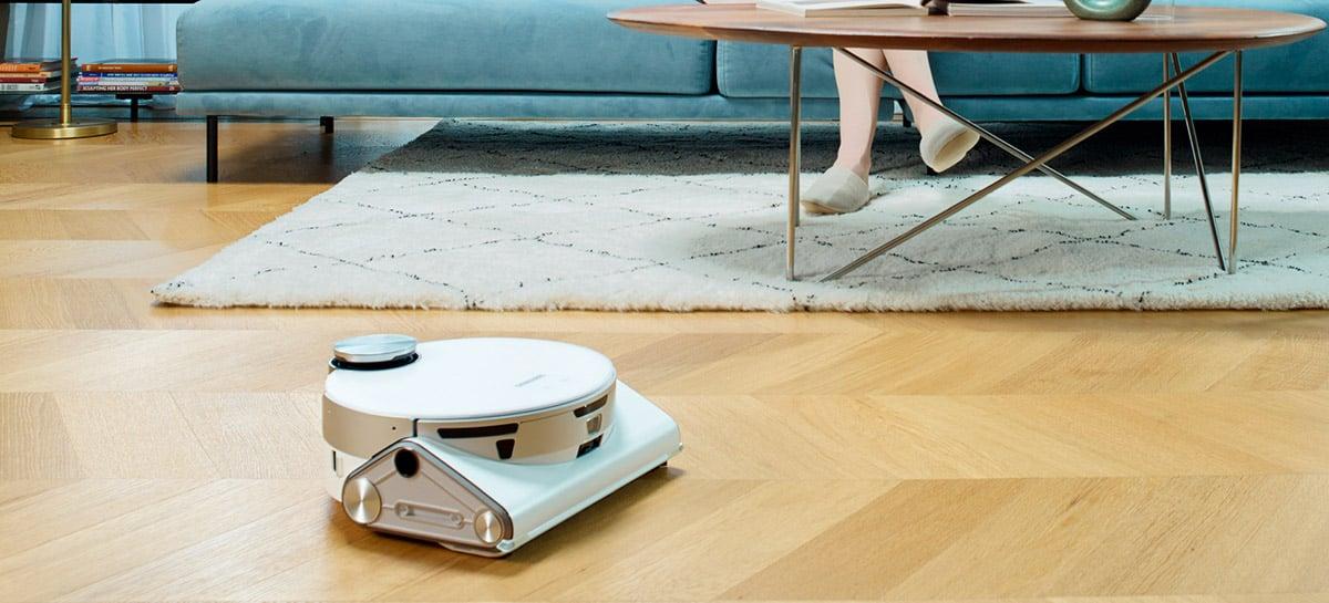 CES 2021: JetBot 90 AI+ é o novo robô aspirador da Samsung com sensor LiDAR