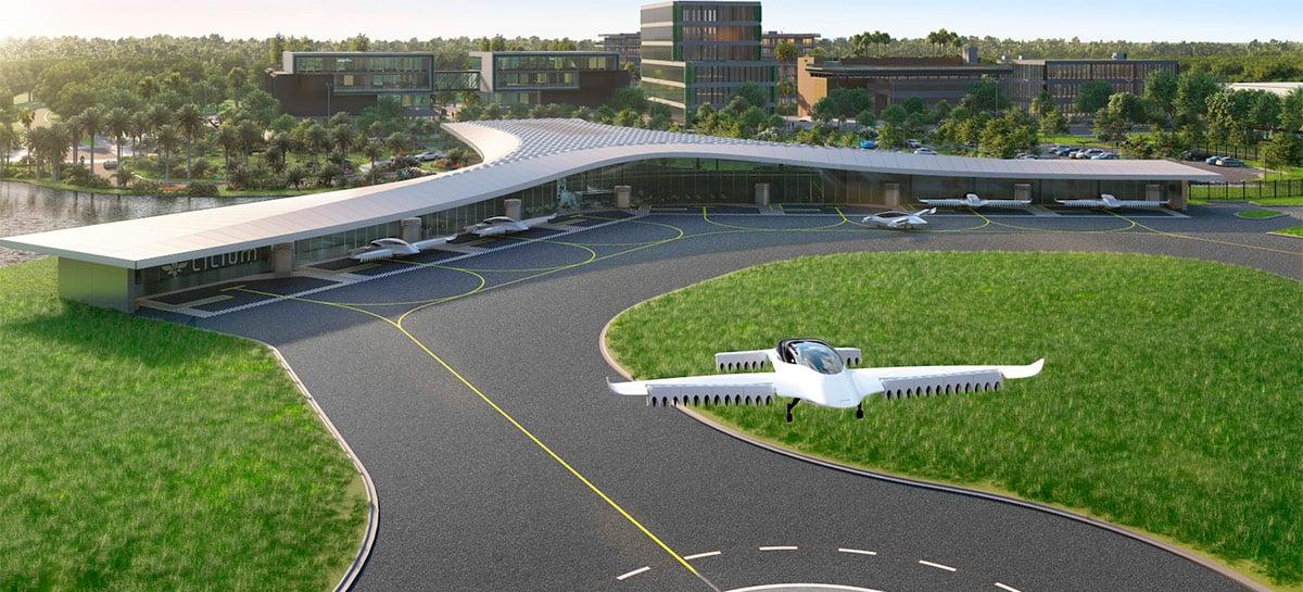 Flórida vai construir um estacionamento para carros voadores