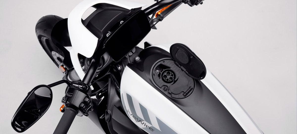 LiveWire One: conheça a versão elétrica das motos Harley-Davidson