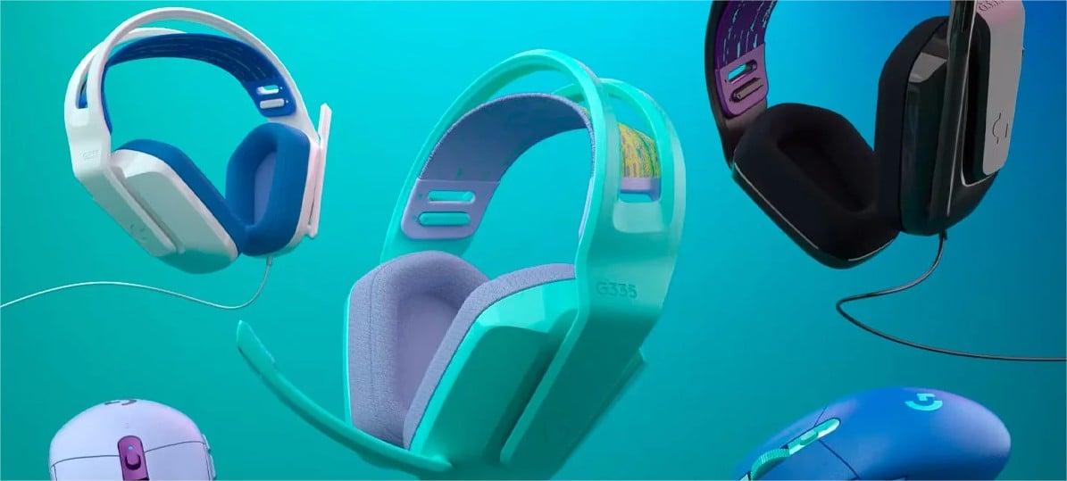 Logitech G335: headset gamer chega ao Brasil por R$ 599,90