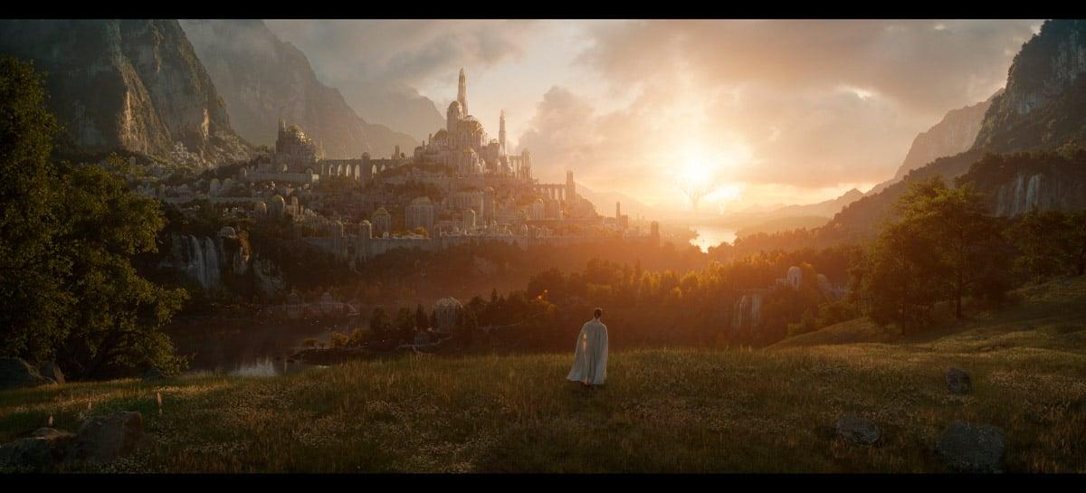 Exclusiva do Amazon Prime, nova série de O Senhor dos Anéis ganha data de estreia