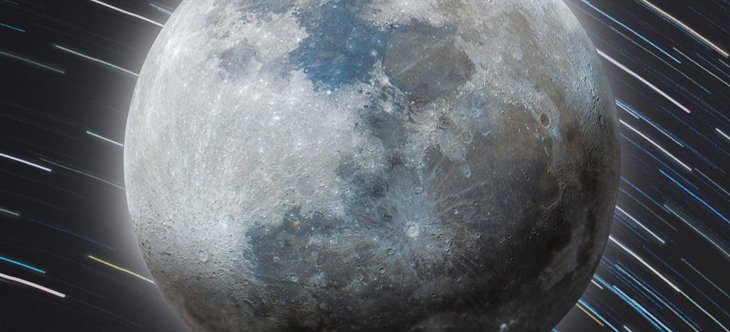 Garoto de 14 anos cria foto da lua em resolução 52MP juntando 500 imagens!