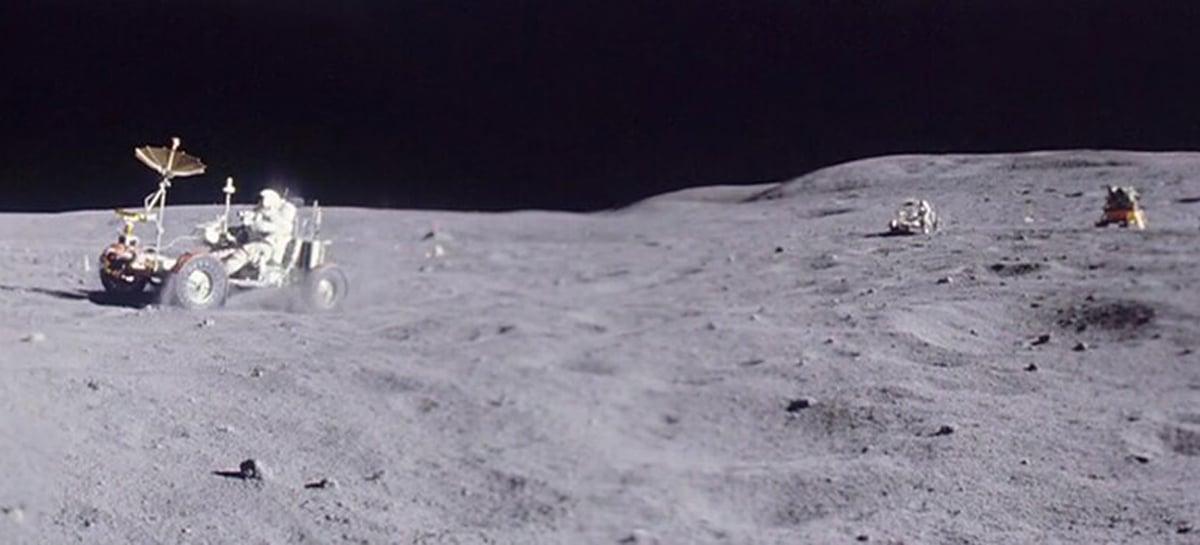 Especialista usa IA para melhorar qualidade dos vídeos das missões Apollo na Lua