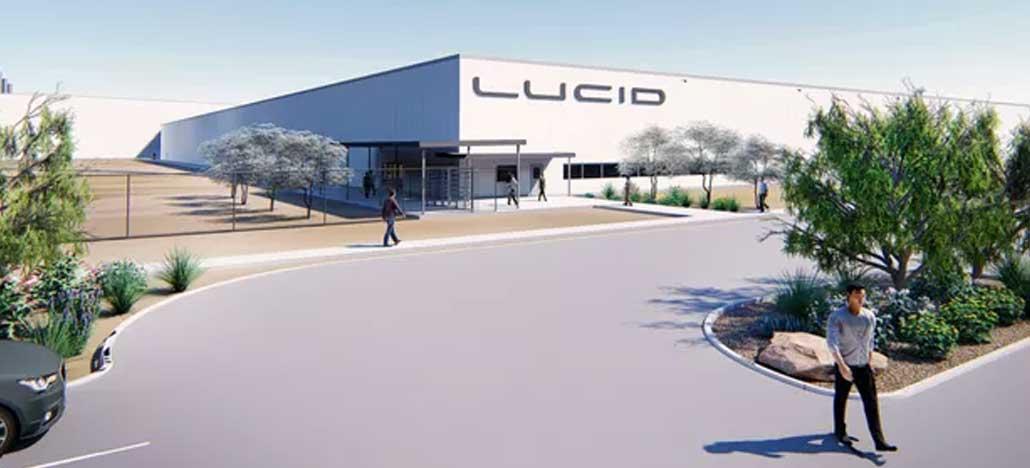 Lucid Motors: empresa de carros elétricos terá fábrica de U$700 milhões