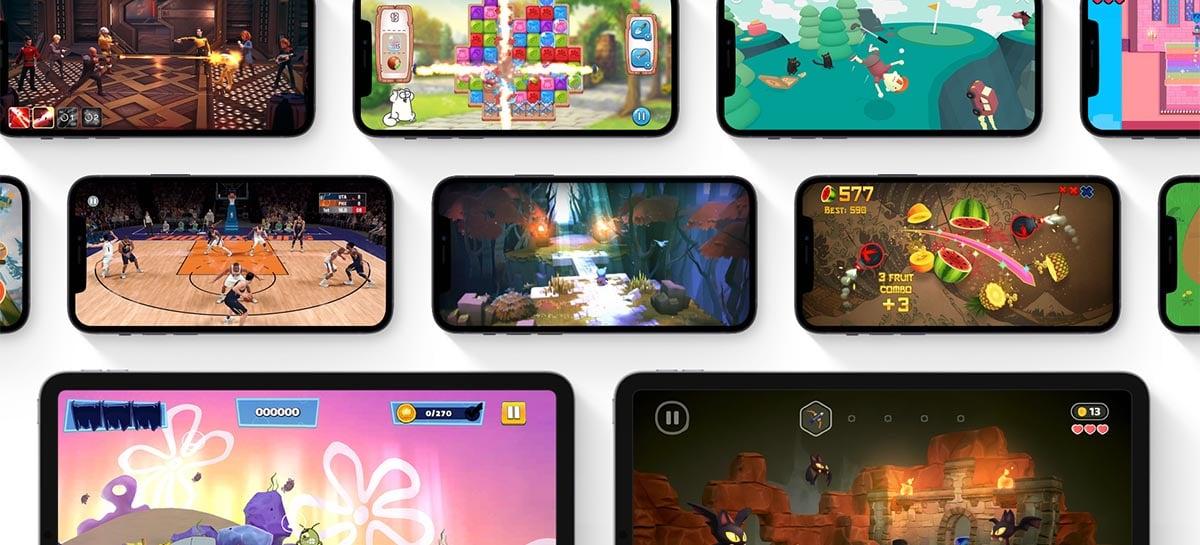 Apple tem uma receita com jogos maior que o Playstation e Xbox juntos