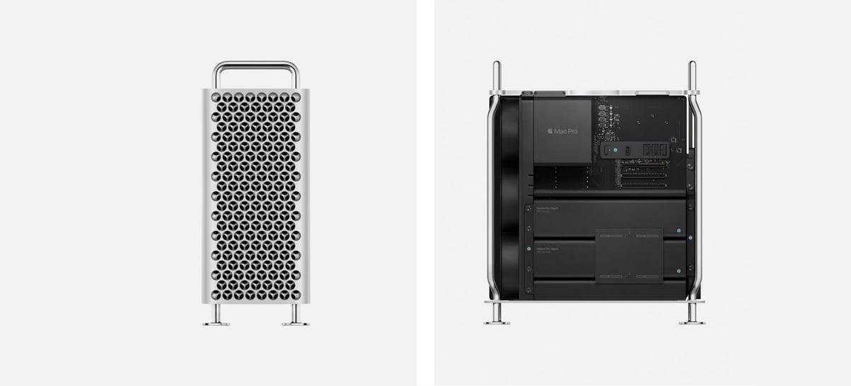 Novo Mac Pro pode ter CPU de 64 núcleos da Apple e custar US$ 18.999