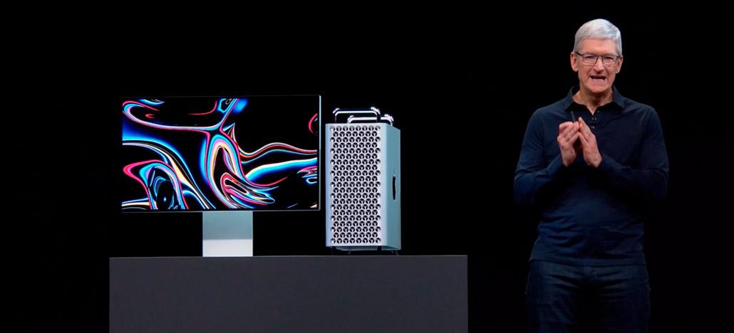 Apple apresenta novo Mac Pro para uso profissional com valores a partir de US$5999