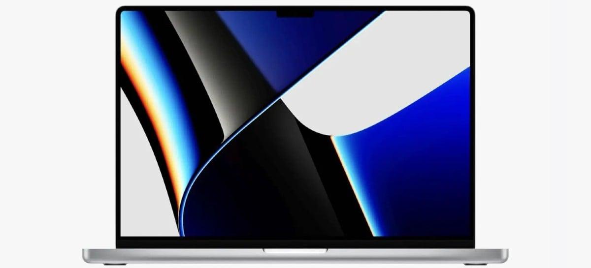 Apple anuncia nova geração de MacBook Pro com versões de 14 e 16 polegadas