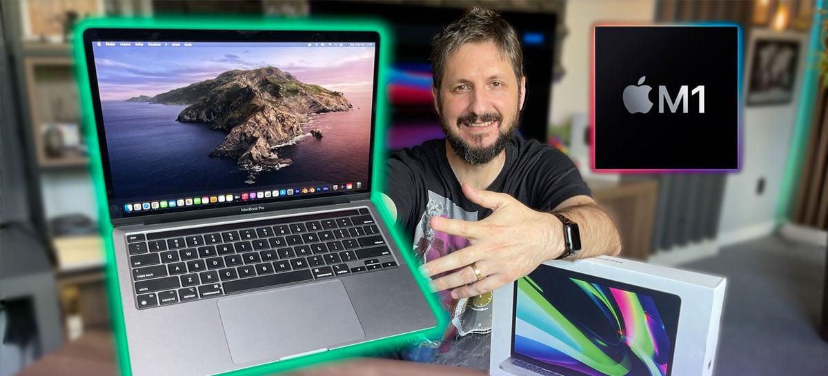 Notebook com ARM? Testamos o MacBook Pro M1