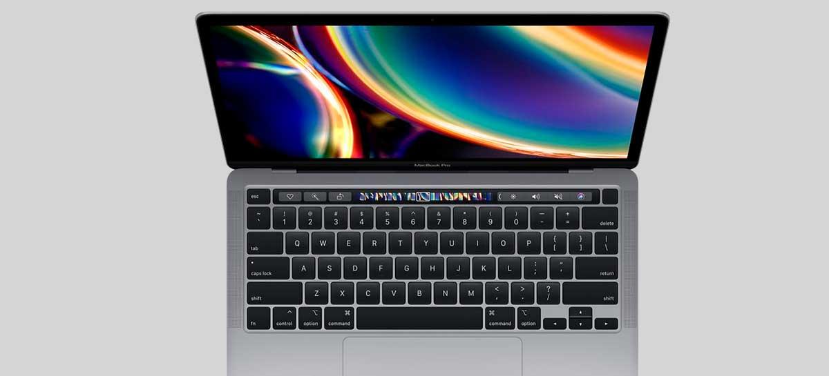 Novo Apple MacBook Pro com Radeon Pro 5600M é até 75% mais rápido