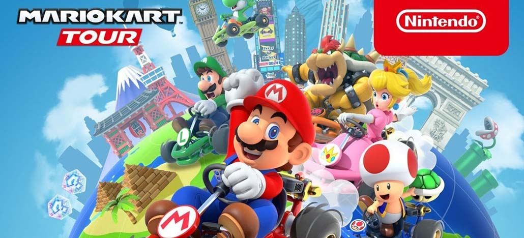 Mario Kart Tour chega dia 25 de setembro para iOS e Android