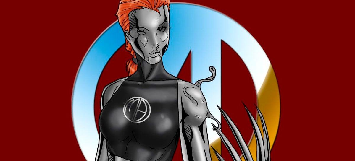 """Adolescente injeta mercúrio para se tornar """"um super-herói da Marvel"""""""