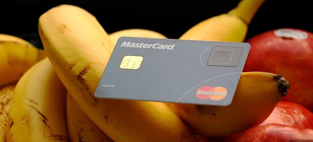 Samsung anuncia cartão de crédito com leitor de impressão digital