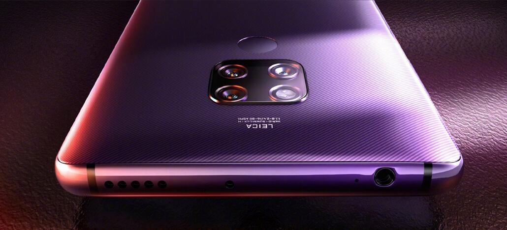 Huawei Mate 30 Pro terá configuração de câmera tripla com duas lentes 40MP [RUMOR]