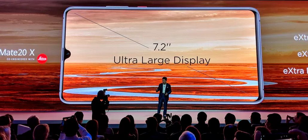 Huawei anuncia Mate 20 X, smartphone gamer com maior tela até agora
