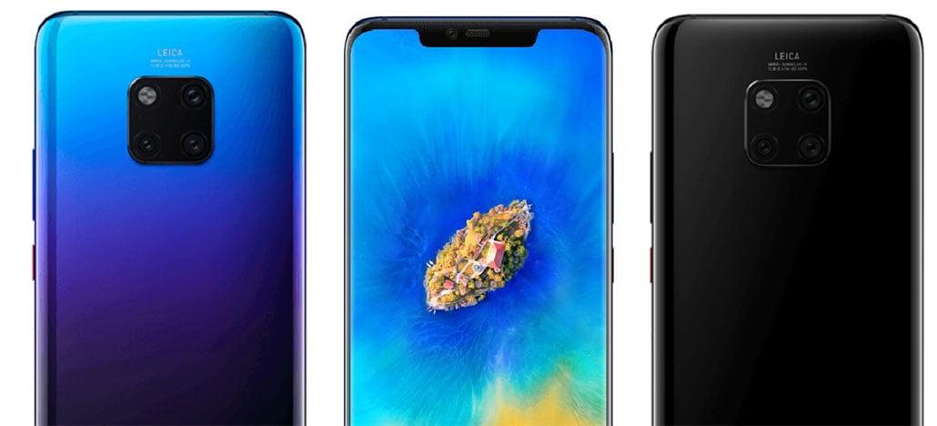 Huawei publica teaser de smartphone gamer Mate 20X