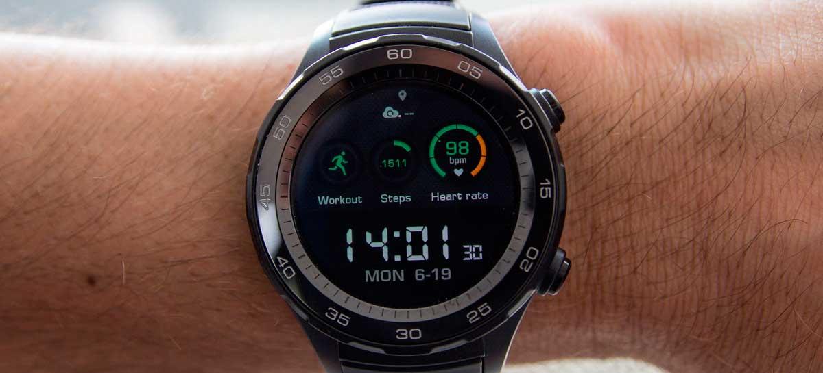 Huawei registra nova marca Mate Watch para smartwatch