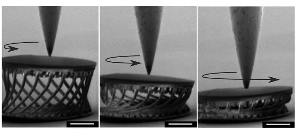 Pesquisadores trabalham para criar material super-comprimível