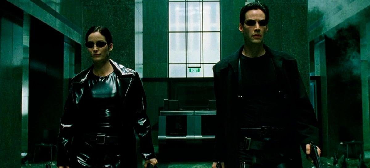 """Matrix 4 se chamará """"The Matrix: Ressurrections""""; primeiro trailer em breve"""