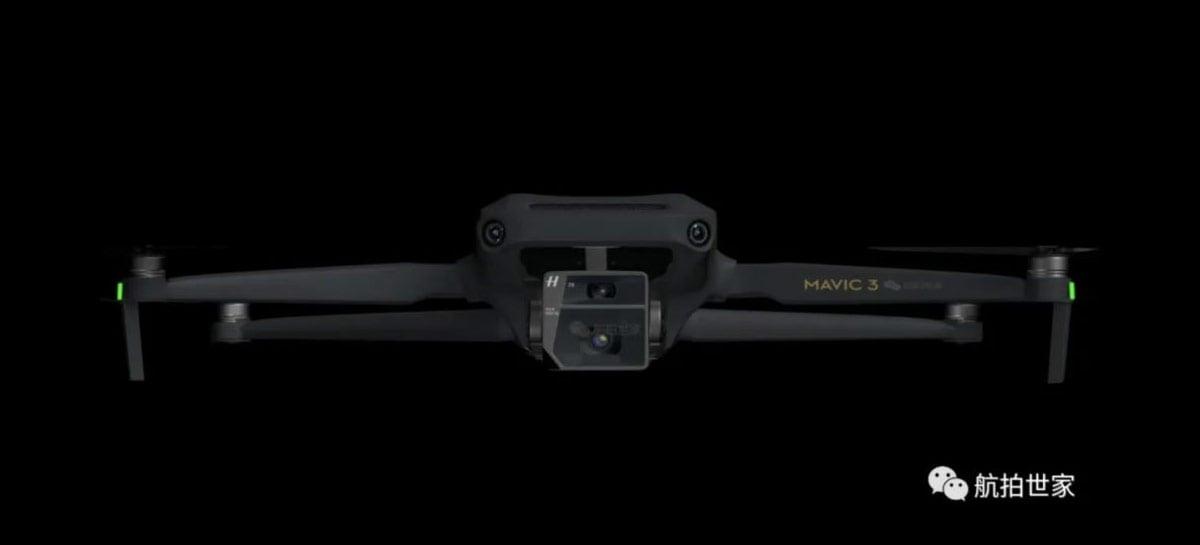Mavic 3: Novos rumores com especificações do drone