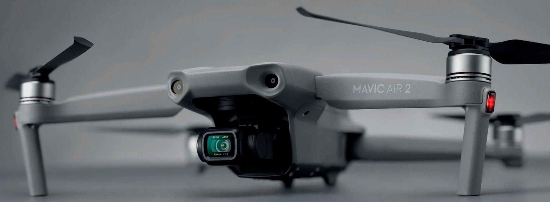 DJI Mavic Air 2 é lançado por $799 dólares - 4K 60FPS, 10Km, 34 minutos de voo e muito mais
