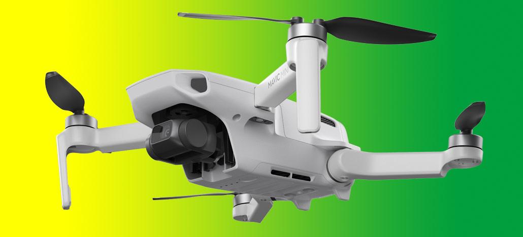 Drone Mavic Mini precisa de homologação igual drones mais pensados no Brasil