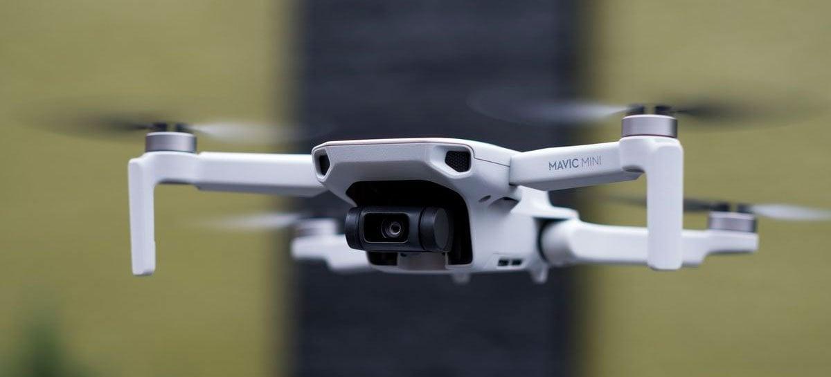Novas regras que permitem que drones sobrevoem pessoas nos EUA entram em vigor