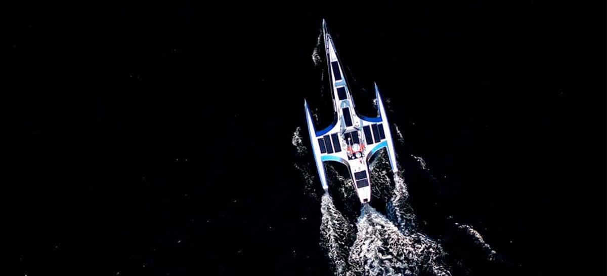 IBM quer atravessar o Oceano Atlântico com navio autônomo