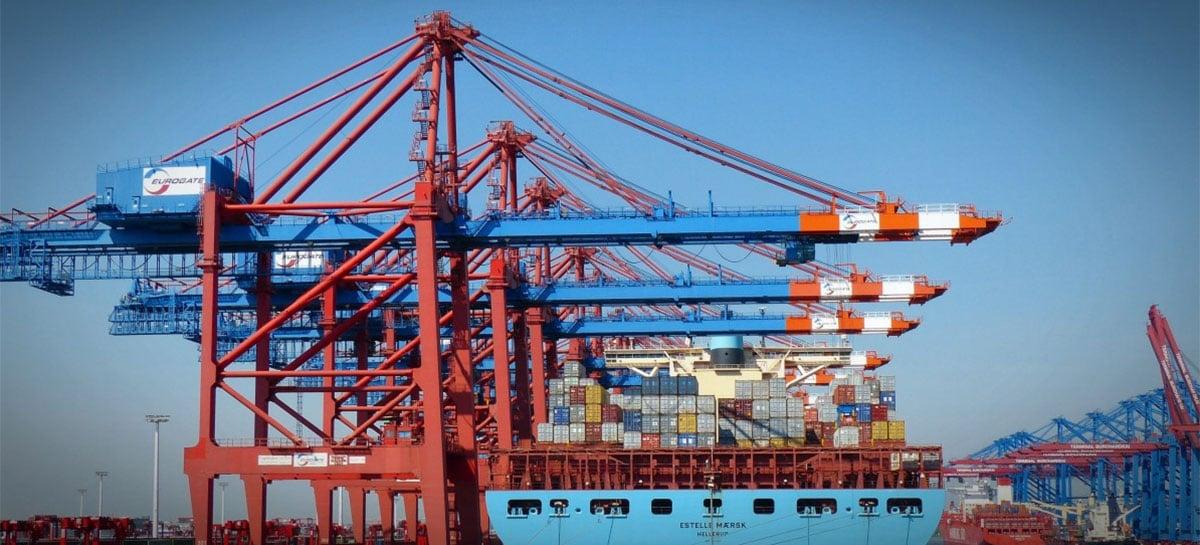 Preços de produtos importados da China devem aumentar após encarecimento do frete