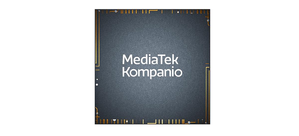 MediaTek anuncia seu chip Kompanio 900T para tablets e notebooks com 5G