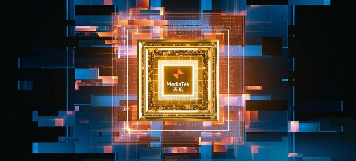 MediaTek Dimensity 1100 seria um SoC topo de linha mais acessível com 5G