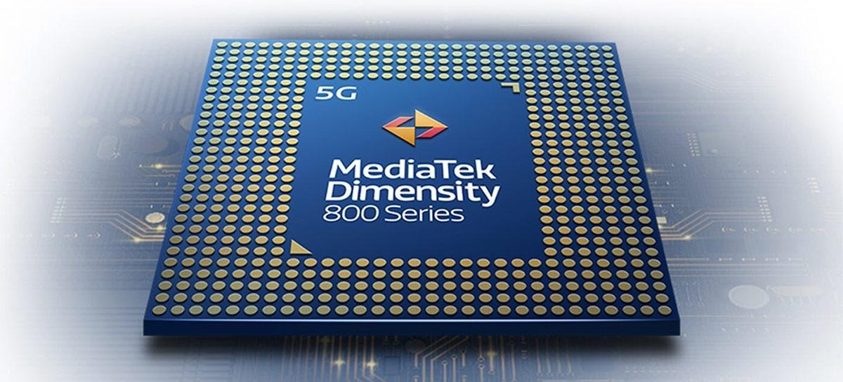 MediaTek anuncia chegada do Dimensity 800U ao Brasil, com foco no 5G