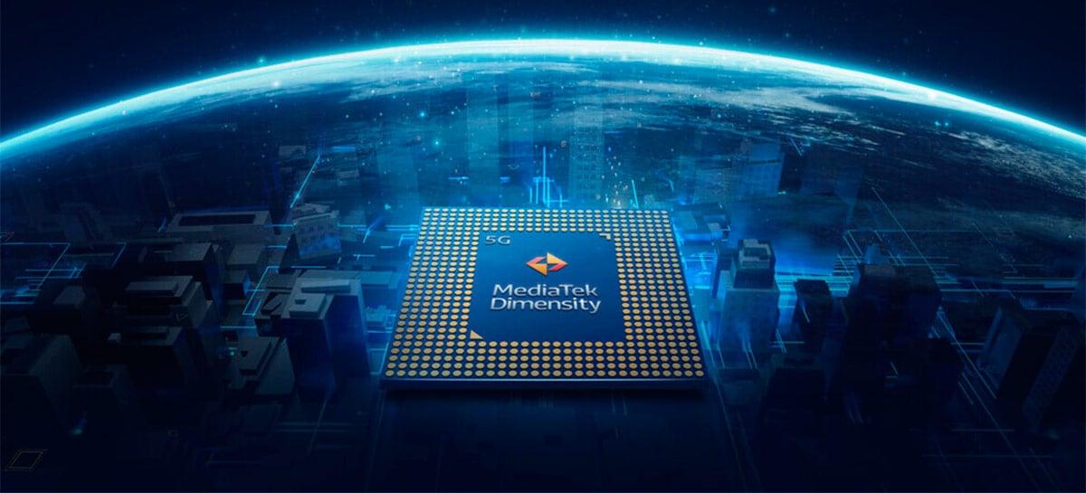 MediaTek anuncia o Dimensity 820 para levar 5G a celulares intermediários premium