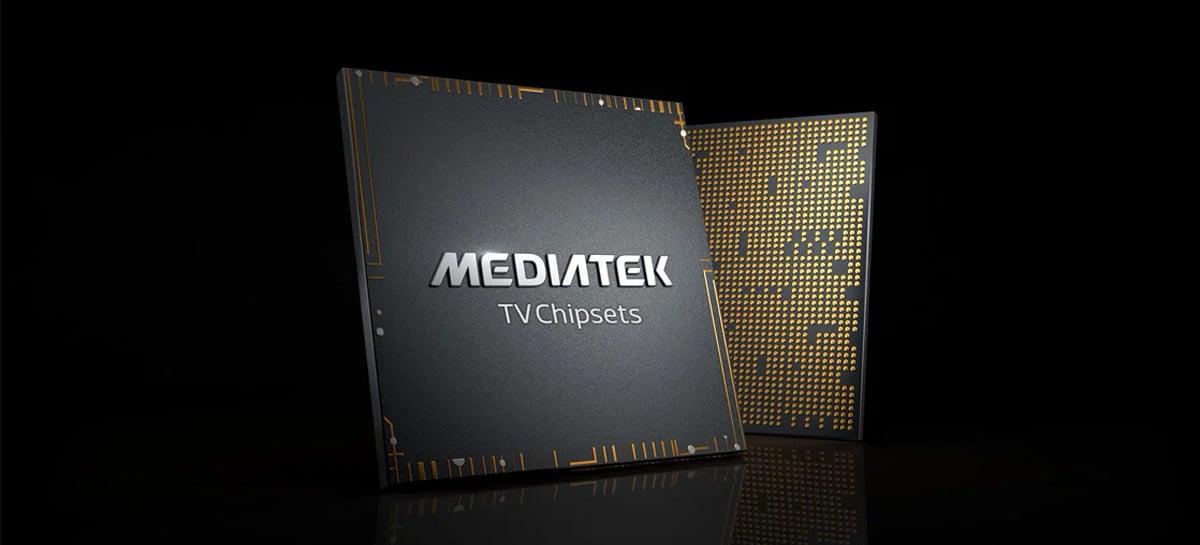 MediaTek anuncia seu novo chip para Smart TVs com resolução 4K