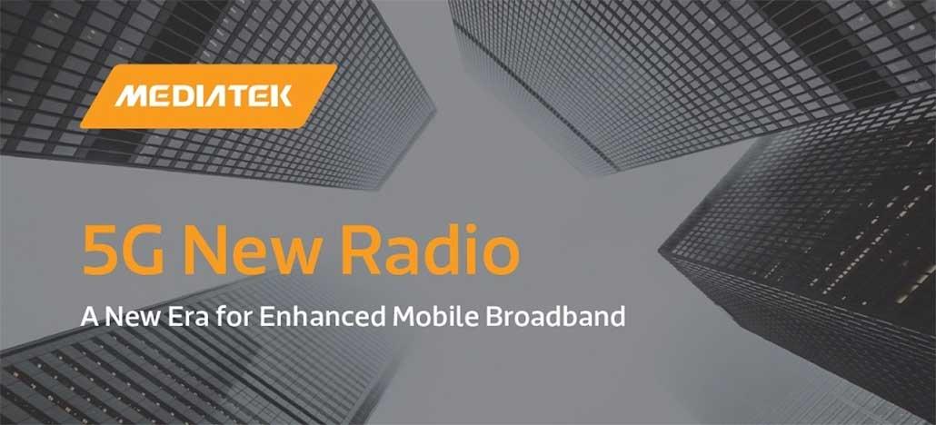 MediaTek anuncia seu primeiro Chipset Baseband 5G