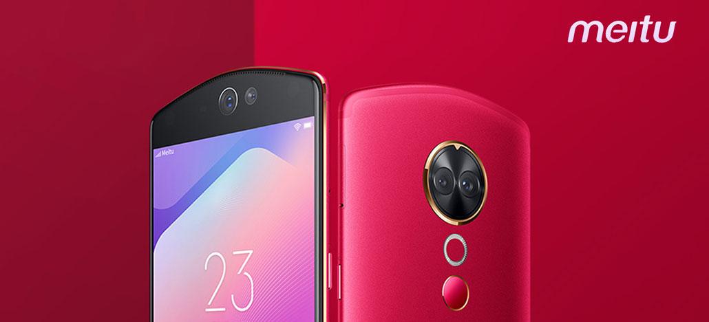 Xiaomi assume fabricação e distribuição de smartphones da marca chinesa Meitu
