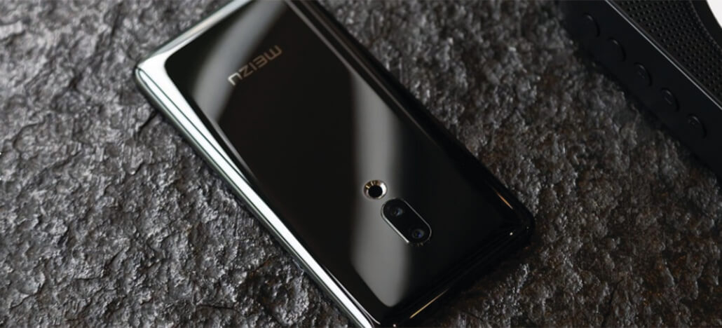Chegou o Meizu Zero: o primeiro smartphone sem botões, alto-falante ou porta USB