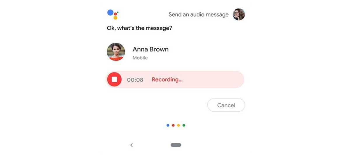 Envio de mensagens de voz pelo Google Assistant está disponível em português