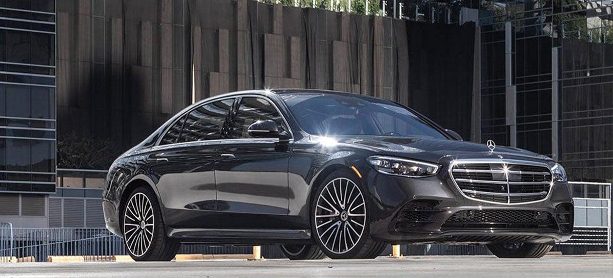 Mercedes-Benz Classe S 2021 une o melhor da tecnologia com luxo