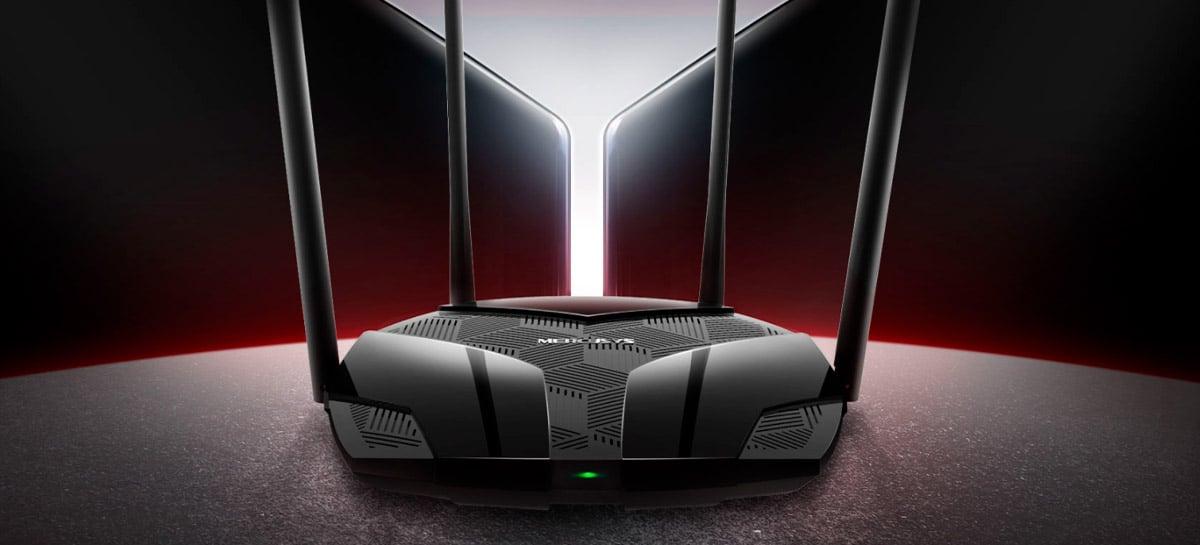 Mercusys lança roteador com Wi-Fi 6 e com velocidade Gigabit