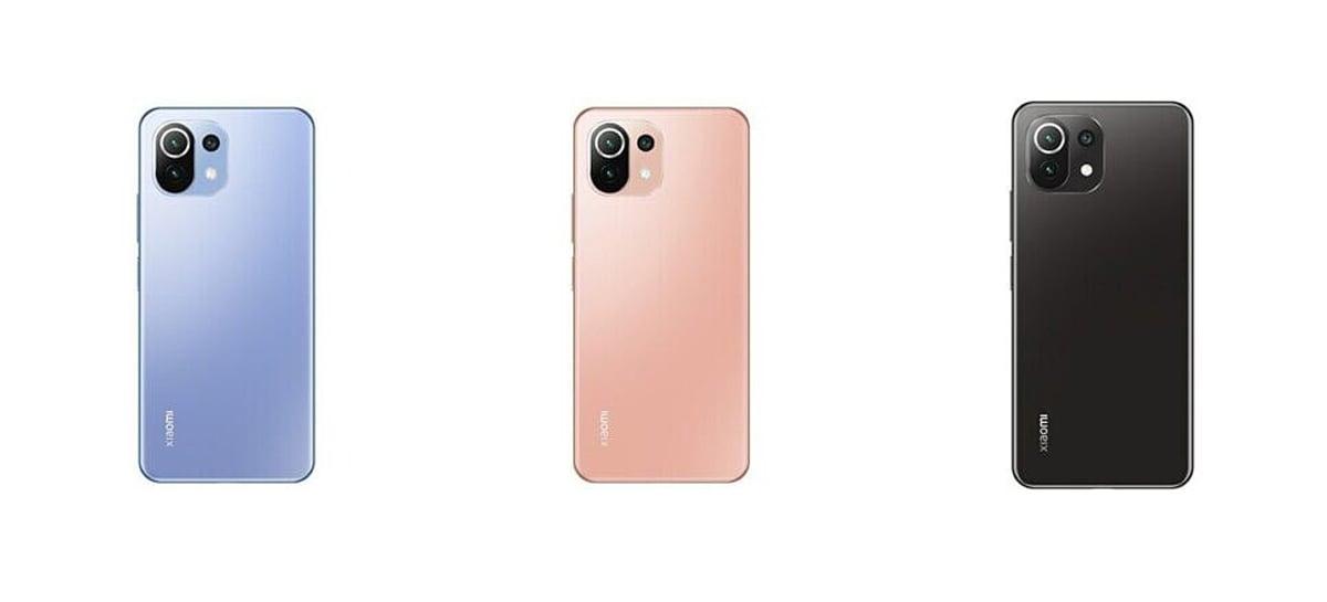 Xiaomi Mi 11 Lite é vendido online antes do lançamento