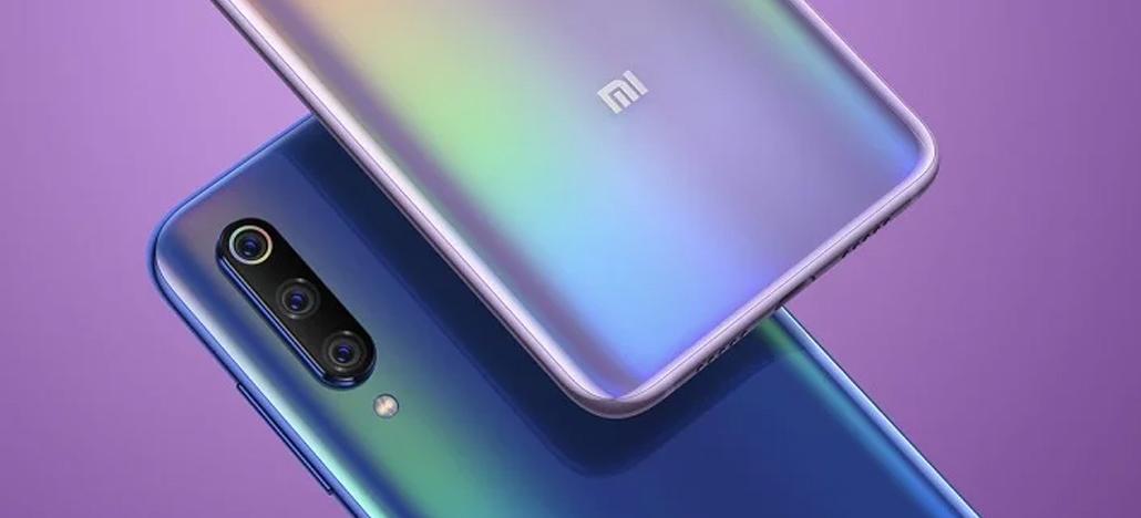 Xiaomi vai embarcar 1 milhão de unidades do Mi 9 no próximo mês