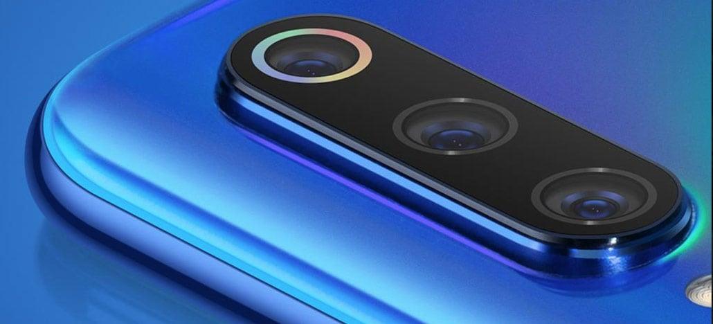 Xiaomi Mi 9 alcança a maior pontuação de vídeo na história do DxOMark