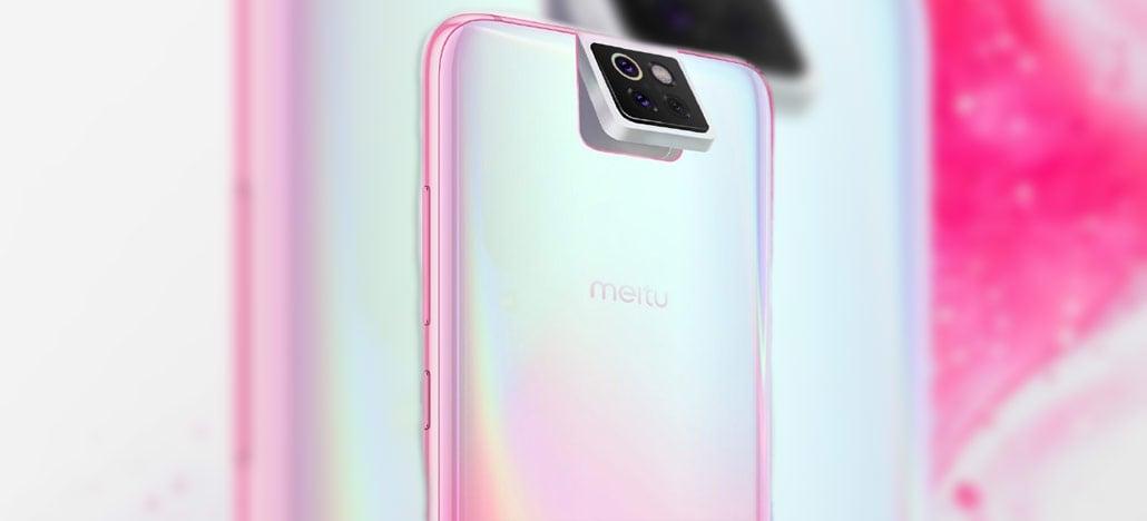 Xiaomi Mi CC9 Meitu aparece em teaser na China com câmeras estilo Zenfone 6