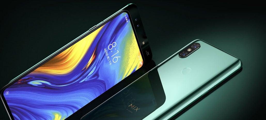 Câmera do Xiaomi Mi Mix 3 supera o Galaxy S9 Plus no teste DxOMark