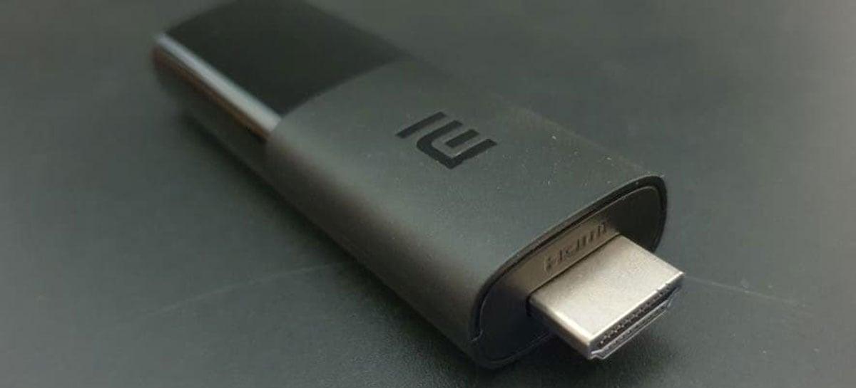 Xiaomi Mi TV Stick aparece em novo vazamento com fotos de unboxing [Rumor]