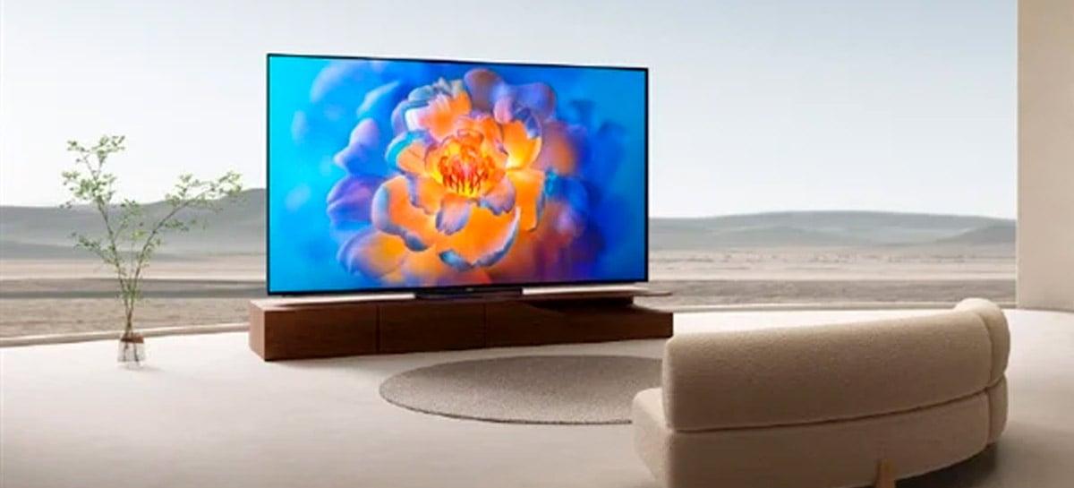 Xiaomi Mi TV Master 77 tem tela OLED 4K 120Hz e suporte a Dolby Vision